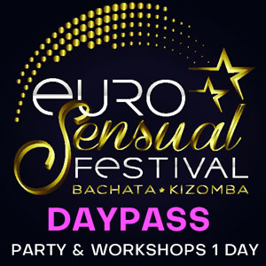 DayPass - all Parties, Socials & Workshops one day